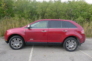2008 Lincoln MKX LIMITED SUV