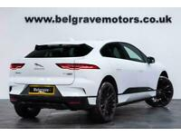 "2019 Jaguar I-Pace S 400 BHP 22"" HAWKE HSE ALLOYS BLACK PACK SAT NAV VIRTUA"