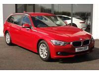 2014 BMW 3 Series 2.0 320d EfficientDynamics Business Edition Touring 5dr