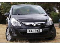 2011 Vauxhall Corsa 1.2 i 16v Excite 5dr