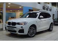 2014 BMW X3 2.0 xDrive20d M Sport 5dr