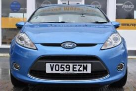 2009 59 FORD FIESTA 1.4TDCi ZETEC GOOD AND BAD CREDIT CAR FINANCE AVAILABLE
