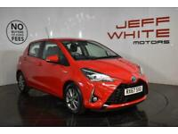 2017 Toyota Yaris 1.5 Hybrid Icon 5dr CVT Auto Hatchback Petrol/Electric Hybrid
