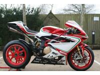 MV AGUSTA F4 RC SC PROJECT LTD EDITION REPARTO CORSA LIMITED EDITION #55/250