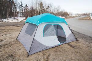 À VENDRE - Tente cabine Outbound Easy-Up 8 places, comme neuve