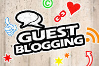 Guest Blogging. Backlink for Backlink. Review for Review
