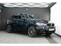 2018 18 BMW X6 3.0 XDRIVE30D M SPORT EDITION 4D 255 BHP DIESEL