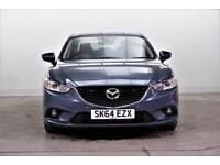 2014 Mazda 6 D SE-L Diesel blue Manual