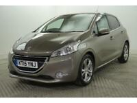 2015 Peugeot 208 E-HDI ALLURE Diesel grey Manual