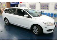 2010 - 10 - FORD FOCUS STYLE 1.8TDCI 115PS 5 DOOR ESTATE (GUIDE PRICE)