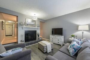 Gorgeous 3 bed, 1.5 bath townhouse shows a 10+ Edmonton Edmonton Area image 3