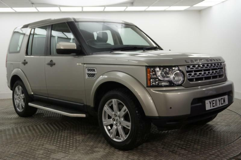 2011 land rover discovery 4 sdv6 gs diesel gold automatic. Black Bedroom Furniture Sets. Home Design Ideas