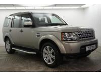2011 Land Rover Discovery 4 SDV6 GS Diesel gold Automatic