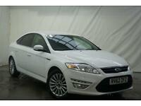 2012 Ford Mondeo ZETEC BUSINESS EDITION TDCI Diesel white Manual