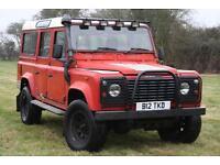 Land Rover Defender 110 County Station Wagon 300 TDI
