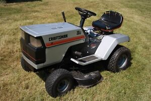 craftsman 12 HP