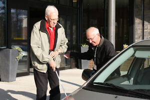 Out-of-Town Volunteer Drivers (Medical Appointments) Cambridge Kitchener Area image 1