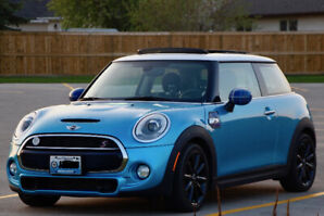 2015 MINI Cooper S with Extended Warranty