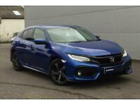 2018 Honda Civic 5dr 1.5t Vtec Sport Hatchback Petrol Manual