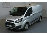 FORD TRANSIT CUSTOM 2.2 290 ECONETIC 99 BHP L1 H1 SWB LOW ROOF A/C