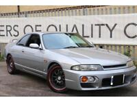 Nissan Skyline GTST STOCK AND MINT EXAMPLE ELDERLY OWNER HARD TO FIND SPEC 2