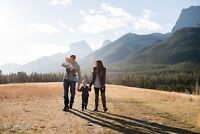 Canmore & Banff Family, Maternity & Engagement