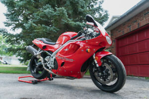 REDUCED $2250 1998 Triumph Daytona T595