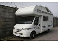 Pilote D45 5 Berth, with end kitchen for sale