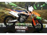 KTM SXF 250 Motocross bike Electric start