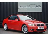 2008 BMW 320d M Sport Coupe Diesel Manual *Heated Leather Seats*