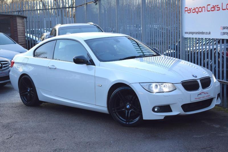 2011 BMW 3 Series 320 Coupe 2.0d 184 Sport Plus Edition St6 Diesel ...