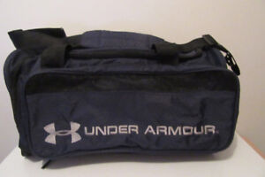 Brand New BLUE Gym Bag--Under Armour