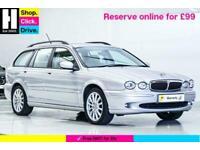 2006 Jaguar X-Type 2.5 V6 Classic (AWD) 5dr Estate Petrol Manual