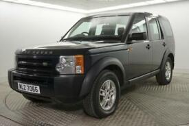 2008 Land Rover Discovery 3 TDV6 GS Diesel blue Automatic