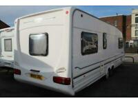 Sterling Elite Trekker 1999 4 Berth Caravan £4,700