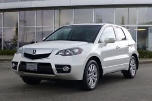 2010 Acura RDX at  w Tech. Pkg