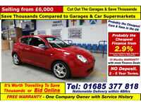 2013 - 13 - ALFA ROMEO MITO DISTINTIVE 1.3 JTDM-2 3 DOOR HATCHBACK (GUIDE PRICE)