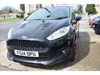 2014 14 FORD FIESTA 1.0 ZETEC S GOOD AND BAD CREDIT CAR FINANCE AVAILABLE
