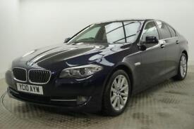 2010 BMW 5 Series 530D SE Diesel blue Automatic