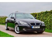 2007 BMW 5 Series 2.0 520d SE 4dr