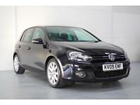 2009 Volkswagen Golf 2.0 TDI DSG GT, £175 MONTHLY