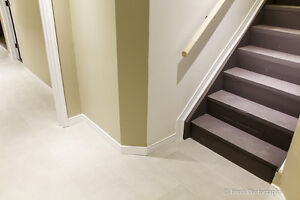 Extremely Gorgeous Newly Built Basement Apartment