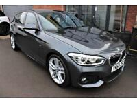 BMW 116d M SPORT-SAT NAV-XENONS