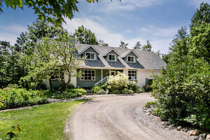 Private, Country Haven on 26 Acres - 90 Concession 8 E Tiny