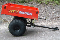 ATV Wagon – 800UT – The Right Match for your Quad...nscb
