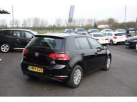2014 Volkswagen Golf 1.6 TDI BlueMotion Tech S Hatchback 5dr (start/stop)