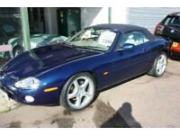 2001 Jaguar XK8 4.0 2dr Auto CONVERTIBLE Petrol Automatic