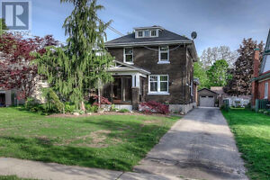 Large Century Home with Many Updates