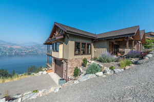 Architecturally designed Home with unobstructed view