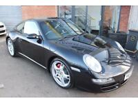 Porsche 911 CARRERA 4S TIPTRONIC-SATNAV-BOSE SOUND SYSTEM-HEATED LEATHER